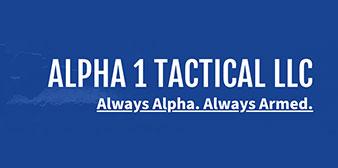 Alpha 1 Tactical