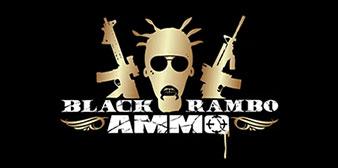 Black Rambo Ammo